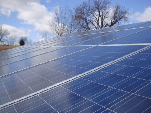 Ampray solar